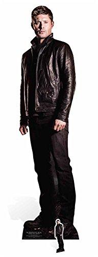 Supernatural - Dean Winchester - Lebensgroßer Pappaufsteller Standy - ca 46x188 cm
