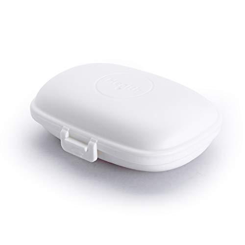 Pill Box Organizer Carry Travel kleine pillendoos grote capaciteit pillendoos 8 vakken