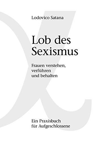 Lob des Sexismus (Bild: Amazon.de)