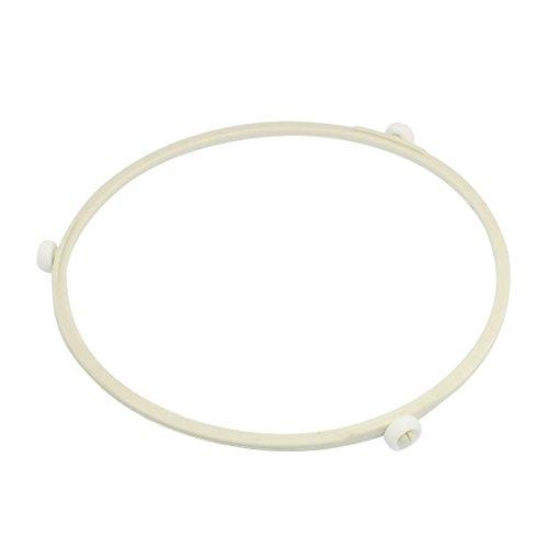 Mikrowellenofen Drehring 17,5 cm Ersatzring Montage für Mikrowelle Home Küchenzubehör