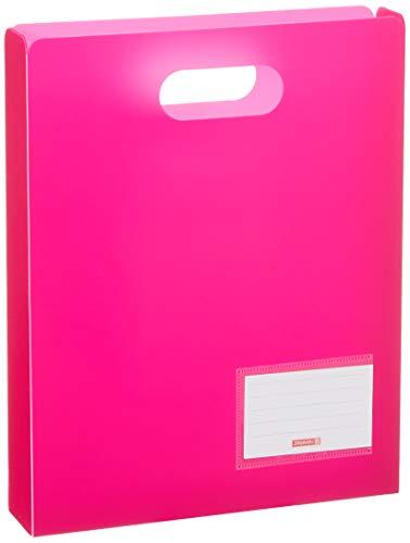 Brunnen 1026366185 6X Heftbox A4 offen pink