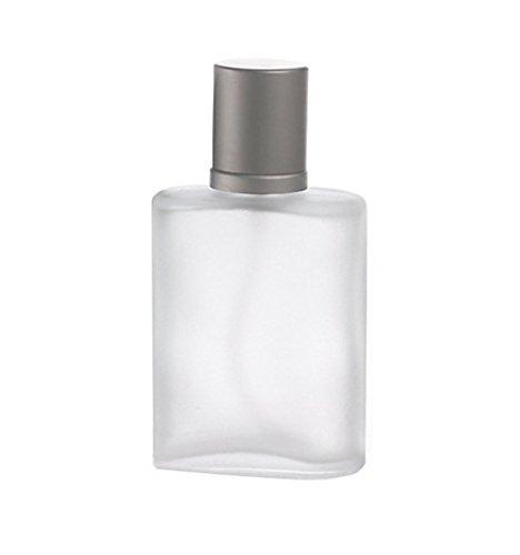 30 ml Refillable Spray atomizador de perfume botella vacía botella de cristal...