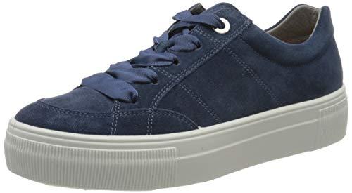 Legero Damen Lima Sneaker, Blau (Indaco) 8600, 38 EU