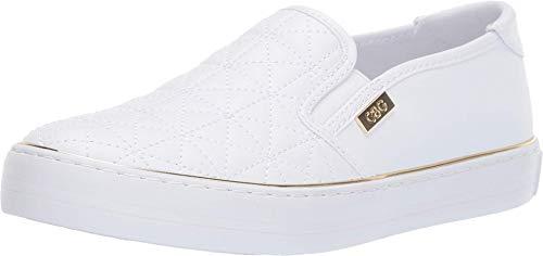 G by Guess Damen Golly Plateau-Sneaker, Weiá (weiß), 39 EU