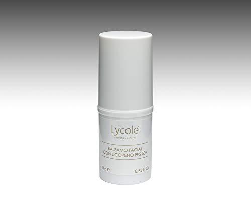 Cosmetica Natural De Licopeno Balsamo Facial Con Licopeno Spf 50 18 gr; lycole 21 g
