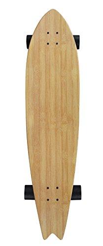 Street Surfing Longboard Fishtail 42, Design: Hillstreet red, 500224