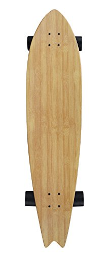 Street Surfing Longboard Fishtail 42, Design: Hillstreet red, 500224