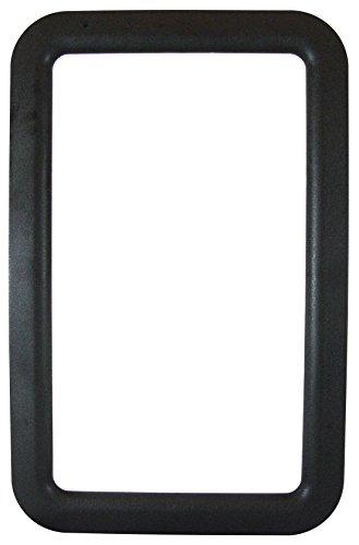Valterra A77008 Black Carded Exterior Entrance Door Window Frame