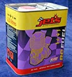 Jets Carten P16 2,5 l mezcla para coches teledirigidos Glow