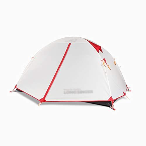 Lian Dubbellaagse UV-tent tegen regen, dubbellaags, zonweringtent, strand, tuin, vissen, picknick, kamperen, wandelen, outdoor