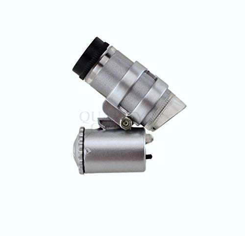 Quality Optics Illuminated Microscope Collection Mini & Digital (Mini 45x)