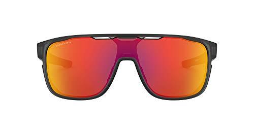 Oakley Crossrange Shield 938704 Gafas de sol, Gris, 1 para Hombre