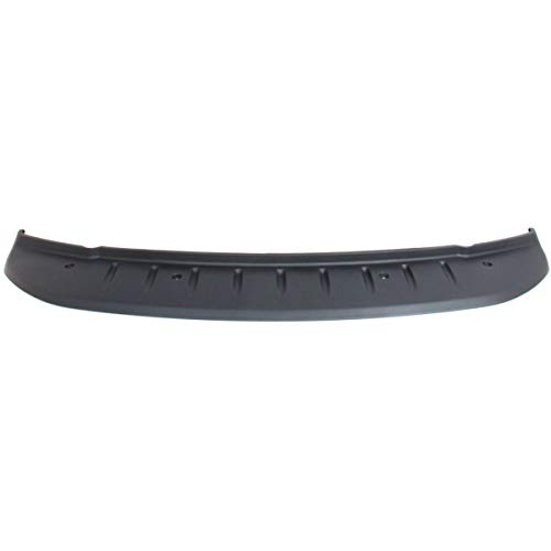 New Front Bumper Lower Valance 2009-2018 Ram Pickup-Ram-1500 Textured For Use Without Sport Package 55112616AA CH1090133