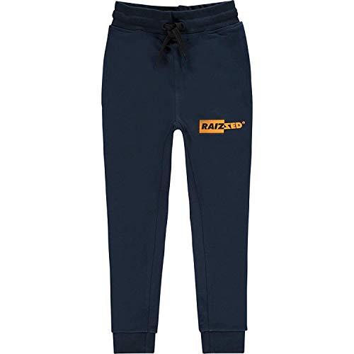 Raizzed sweatbroek jongens joggingbroek broek Sanford donkerblauw