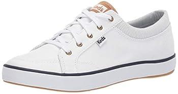 Keds Women s Center Sneaker White/Grey 10