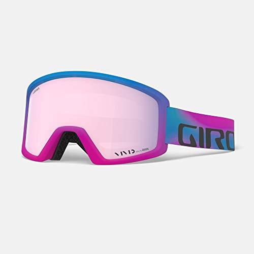 Giro Blok Masque de Ski pour Homme, Homme, Viva la Vivid Vivid Apex, Taille Unique