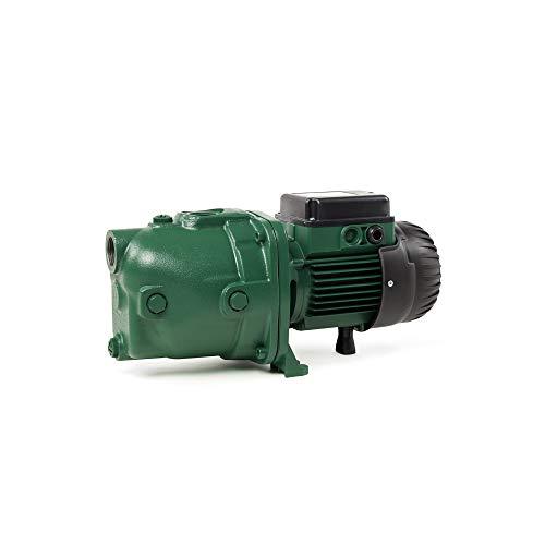 DAB - Elettropompa Autoadescante, con Pompa Centrifuga, aspirazione anche in presenza di bolle di aria, per alimentazione idrica, Colore Verde