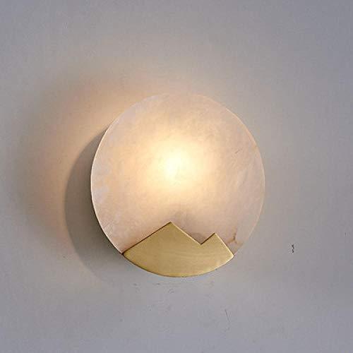 Nordic moderne wandlamp kunst maan marstooftonen goud metaal wandlamp muur woonkamer