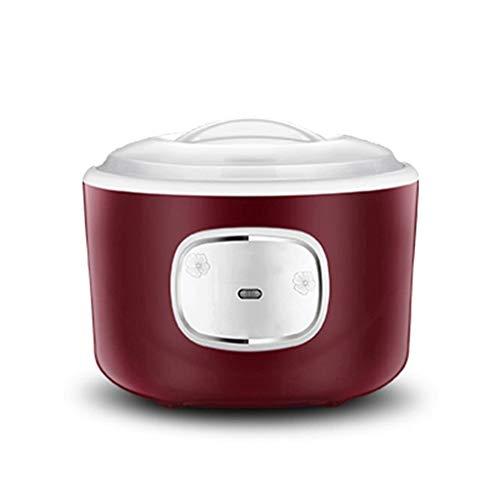SJYDQ Yogurt Maker automático Yogur Digital de la máquina Maker con tarros...