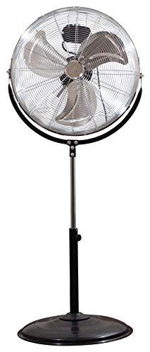 Prem-i-air HV-Standventilator mit 360 Grad Kopf, 50 cm