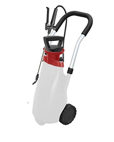 Forum Equipement - Pulvérisateur Électrique et Autonome Roller Sprayer - 12 L - Equipé avec Une tête électro-pneumatique 100M007 Blanc 45 x 36 x 65 cm