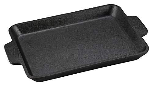 キャプテンスタッグ(CAPTAIN STAG) 鉄板 プレート 鋳物 グリルプレート B5サイズ 【UG-42/72カマドスマート...