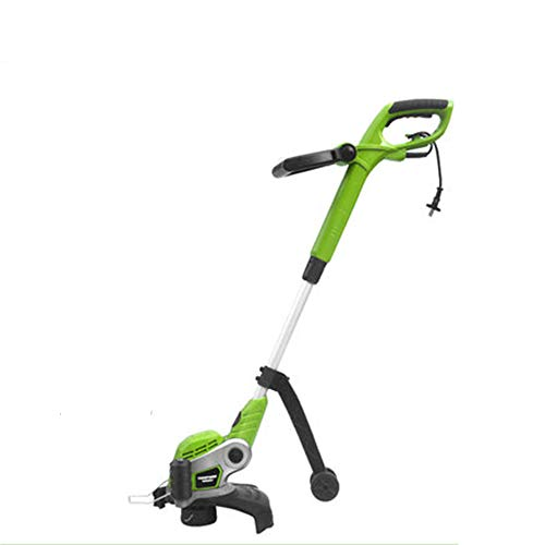 Great Price! Cordless Grass Trimmer, 120° Adjustable Head, 29cm Cutting Path & Telescopic Handle â€...
