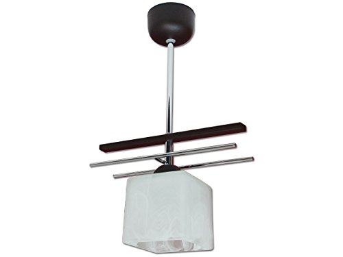 Suspension lampe design Bloom 288 de Z1, Métal, 2 60.0 wattsW