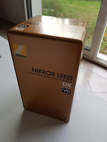 Nikon Obiettivo Nikkor 18-105mm f/3.5-5.6G ED VR AF-S DX
