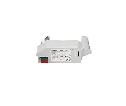 Gira Modul f. Rauchwarnmelder 234300 KNX Dual/VDs KNX/EIB System;Non-Design Bussystem-Zubehör 4010337013518