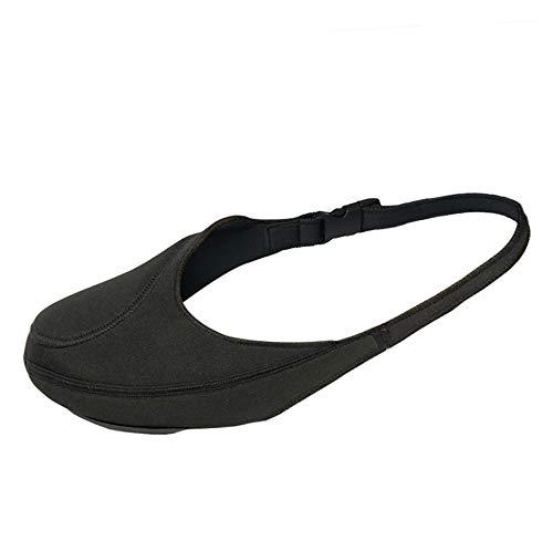 Pokrowiec na buty do zmiany motocykla, MoreChioce regulowany sprzęt motocyklowy zmiany biegów buty ochraniacz antypoślizgowy odporny na zużycie wodoodporny sprzęt do jazdy, czarny