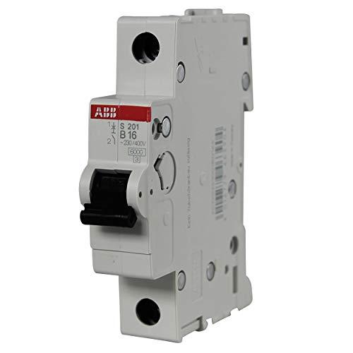 Rev RITTER 0515736555Built-in interruttore magnetotermico Abb, B, 1/16A/