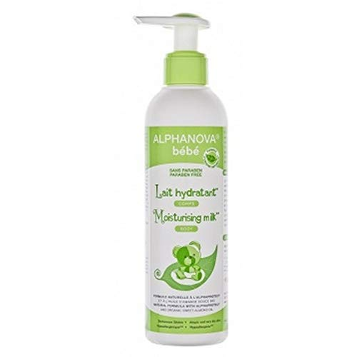 Alphanova Leche Corporal Hidratante - Piel Atópica 250 ml