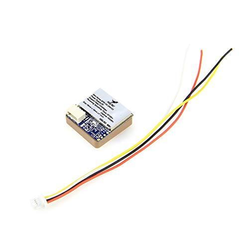 Ba30DEllylelly M80 GPS Mini Módulo GPS Admite GPS, GLONASS, Galileo, QZSS, SBAS, BDS para RC Drone FPV Modelos de Carreras Accesorios de Pieza