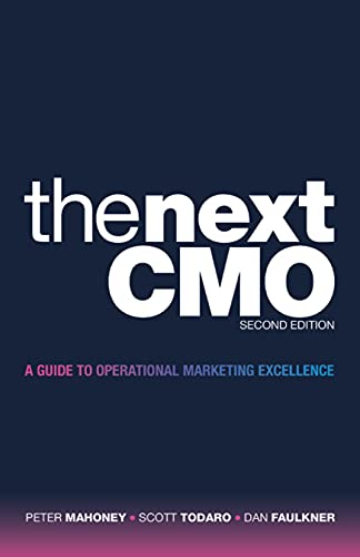 The Next Cmo: A Guide to Operational Marketing Excellence (English Edition)