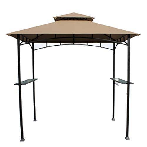 Garden Winds Replacement Canopy Top Cover for The Aldi Gardenline Grill Gazebo - Standard 350 (Will not fit Any Other Model)