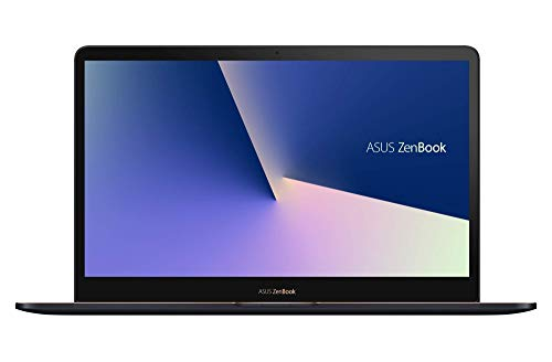 "ASUS ZenBook Pro 15 UX550GD-BN026T - Ordenador Portátil 15.6"" FullHD (Intel Core i7-8750H, 8 GB RAM, 256 GB SSD, NVIDIA GeForce GTX1050 4 GB, Windows 10 Home) Azul - Teclado QWERTY Español"