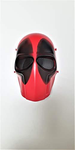 Mascara Deadpool Airsoft