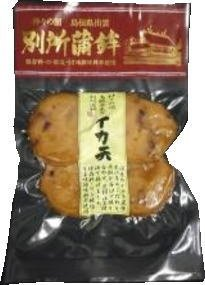 別所蒲鉾 イカ天・真空タイプ 100g(4枚) x4個セット [冷蔵]