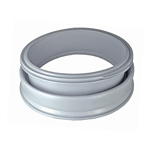 Junta de goma para puerta de lavadora compatible con Bosch, Siemens, Neff Constructa Balay 00296514, también Whirlpool Philips