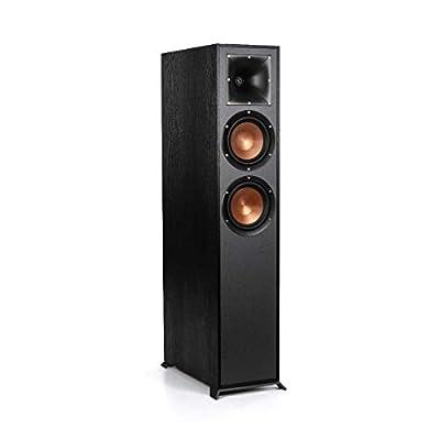 Klipsch Dolby Atmos R-625FA Floor Speaker Black from Klipsch