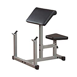 Body solid powerline ppb32x preacher curl benches