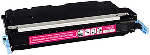 YXZQ Tonerkartusche, passend für HP C9730A C9731A C9732A C9733A Farbtonerkartusche, kompatibel mit HP Color Laserjet 5500, 5500DN, 5500HDN, 5500N, 5550, 5550DN, 5550DTN, 5550HDN, 5550N, Rot