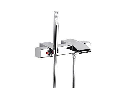 Roca A5A1150C00-Rubinetto miscelatore termostatico vasca da bagno/esterni Thesis-T -Rubinetto miscelatore termostatico Hidrosanitario-Serie Thesis-T-Thesis-T per bagno-doccia