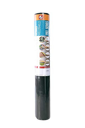 PRO Series 4 Ft X 225 Ft Weed Control Landscape Fabric