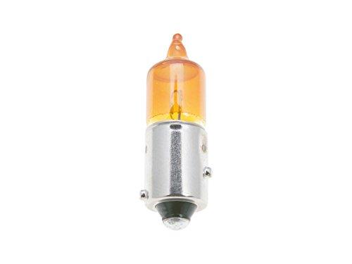 Glühlampe orange Halogen OEM BAZ9S 12V 6W