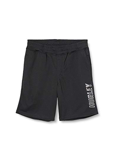Hurley B Dri-Fit Onshore Mesh Bermudas, Niños, Black, L