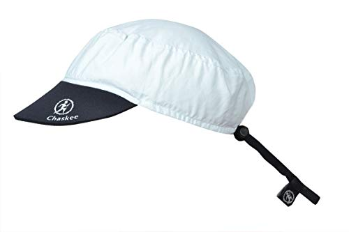 Chaskee Chaskee Reversible Cap Supplex, One Size, Light Grey