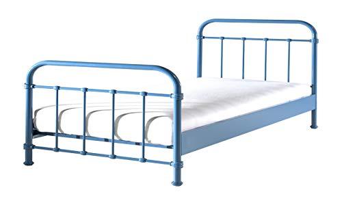 Vipack Metallbett, Blau