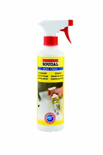 Soudal Glättmittel für Silikonfugen im Sanitärbereich 500ml Sprayflasche